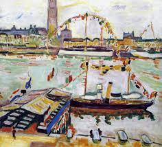 le port d anvers 1906 georges braque picasso