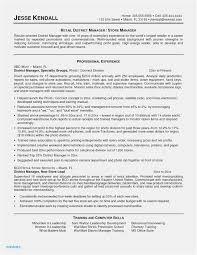 Plumber Resume Examples Elegant Objective Associates Degree In Medical