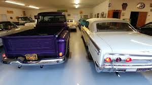 1962 Chevrolet 409 Convertible/ 1956 Chevy Truck - YouTube