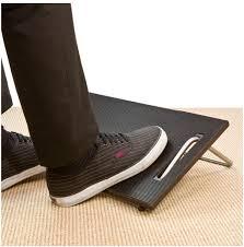 pied pour bureau repose pied contemporain en plastique pour bureau the master