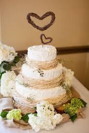 15 Vintage Rustic Wedding Cake Toppers