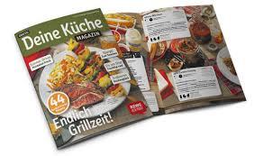 thema rewe deine küche ausgabe 02 2020 rewe markt rudel