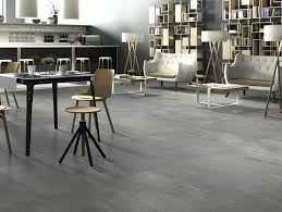 porcelain floor tiles with concrete effect interiorzine