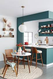 How To Style A Small SpaceI Love The White Walls With Punch Of Color Simple Wood Furniture Is Great Too Excellent Use Space