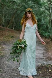 Into The Woods Non Traditional Bridal Fashion by Joanne Fleming