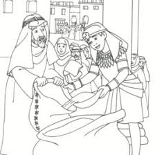Best Photos Of Joseph And His Brothers Coloring Page Bible