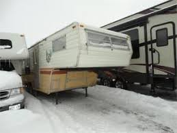 Old RV Trailer For Sale