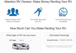 RVShare Cheapest RV Rental Online