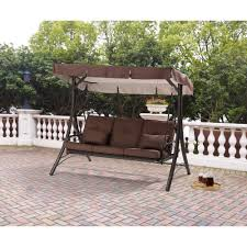 Patio Swing Sets Walmart by Patio Swingsed Swing Walmart Swingred Hook Cushion Shed