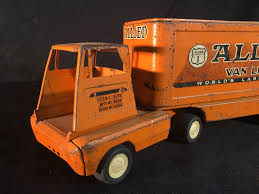VINTAGE TONKA TOYS ALLIED VAN LINES PRESSED STEEL MODEL Tonka Mighty Diesel Pressed Steel Metal Cstruction Dump Truck Mighty Tonka Hydraulic Quarry Truck Pinterest How To Derust Antiques Metal Toy Time Lapse Cars For Kids Street Vehicles Toys Classic Steel Trucks Colour Challenge Wednesday Yellow Steemit Wikipedia Vintage Toys Allied Van Lines Model Turbo Bulldozer My All Metal Dump Wpneumatic Bed This Ting Was So Tough I Baby Boomer Memory Lane That Tough Two