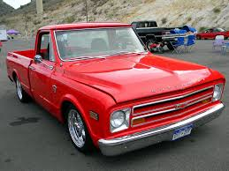 Bob Burnham's '68 Chevy C-10 Cherry In More Than Color - Street Muscle 1968 Chevrolet Ck 10 For Sale Classiccarscom Cc988054 Chevy C10 Rust Bucket Pickup Truck Has Remained In The Family Classic Flashback F10039s New Arrivals Of Whole Trucksparts Trucks Or American Eagle Wheels Photo 1 Ideas 1947 Gmc Brothers Parts 110 1972 V100 S 4wd Brushed Rtr Rizonhobby Bed 68 Youtube Amazoncom Tyger Auto Tgff8c4068 For 072014 Silverado 1948 Chevygmc 6772 Tilt Column Features Installation