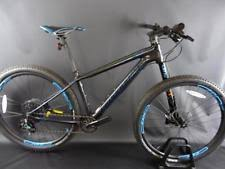Cannondale Carbon Fiber Frame Uni Adult Mountain Bikes