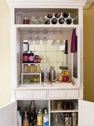 26 organizing tips that actually work entertainment bar and