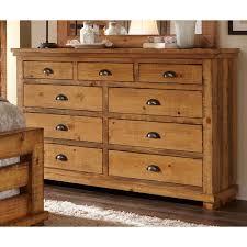 Progressive Furniture Willow 9 Drawer Dresser