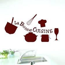 stickers phrase cuisine stickers pour cuisine decoration brainukraine me