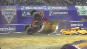 100 Monster Truck Backflip Jam S Not Even Close YouTube