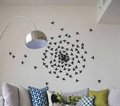 Home Design And Decor Affordable House Decorating Ideas With Bird Paper