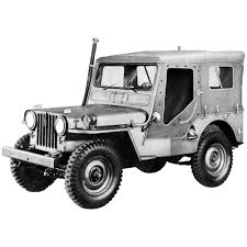 About Willys Vehicles - M38