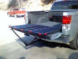 Bedding Collapsible Big Bed Hitch Mount Truck Extender Princess Auto ...
