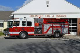 100 Hme Fire Trucks Apparatus Brewster Department