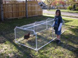 Chicken Run | Chicken Tractors, Tractor And Rabbit Building A Chicken Coop Kit W Additional Modifications Youtube Best 25 Portable Chicken Coop Ideas On Pinterest Coops Floor Space For And Runs Raising Plans 8 Mobile Coops Amazing Design Ideas Hgtv Pawhut Deluxe Backyard With Fenced Run Designs For Chickens Barns Cstruction Kt Custom Llc Millersburg Oh Buying Guide Hen Cages Wooden Houses Give Your Chickens Field Trip This Light Portable Pvc Diy That Are Easy To Build Diy