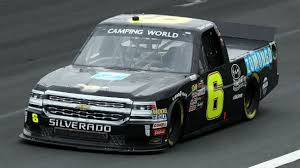 2018 NASCAR Camping World Truck Series Paint Schemes - Team #6
