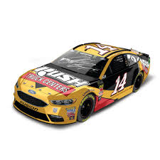Clint Bowyer Action Racing 2018 #14 Rush Truck Centers 1:24 ...