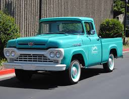 1960 Ford F100 Short Bed Pick Up For Sale What Ever Happened To The Long Bed Stepside Pickup 1960 Ford F100 Short Bed Pick Up For Sale Custom Cab Trucks 1959 1962 Vintage Truck Based Camper Trailers From Oldtrailercom Shanes Car Parts Wanted Crew Cab 1960s Through 79 F250 F350 Enthusiasts F100patrick K Lmc Life 44 Why Nows Time Invest In A Bloomberg Hemmings Motor News Products I Love