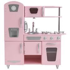 cuisine kidkraft vintage kidkraft vintage kitchen pink play kitchens best buy canada