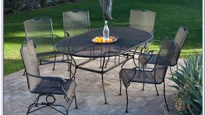 Jaclyn Smith Patio Furniture Replacement Tiles by Woodard Wrought Iron Patio Furniture Cushions Patios Home The