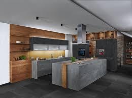 die möbelpolt küche fronten und arbeitsplatte in beton