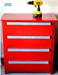 diy tool box dresser woodworking pinterest tool box