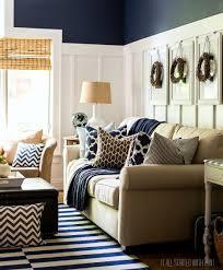 Blue Wall Decor Navy Bedroom Ideas Purple And Gray