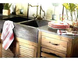 evier cuisine encastrable pas cher vasque cuisine meuble sous evier bois massif meuble sous evier