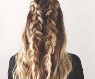 Cute Braided Summer Style