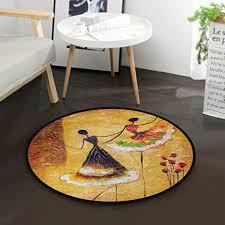 de mnsruu teppich motiv spanische tänzerin