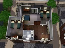 Sims 3 Big House Floor Plans by 3 4 Bedroom Apartments Best Home Design Ideas Stylesyllabus Us