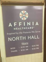 locations affinia healthcare