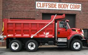 100 Tandem Truck Steel TriAxle Dump Bodies Cliffside Body Bodies