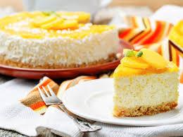 fruchtiges rezept leichter mango kuchen ohne backen