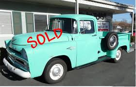 1957 Dodge D-100 Pickup 1957 Dodge Pickup Chrome For Sale All Collector Cars File1957 Pop Truck 8218556jpg Wikimedia Commons D100 For Classiccarscom Cc1073496 Danbury Mint Sweptside 1 24 Cot Ebay Im Looking To Trade Muscle Mopar Forums Realworld Classic Trucking Hot Rod Network S72 Austin 2015 Bobs 1985 Dodge Truck Bills Auto Restoration Giant Power Wagon W100 12 Ton Rare Factory 4x4 Of At Vicari Auctions Biloxi 2017 Information And Photos Momentcar