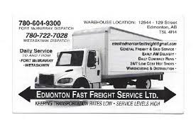 Edmonton Fast Freight Service Ltd - Opening Hours - 12544 129 St NW ... How To Become A Hot Shot Truck Driver Ez Freight Factoring Our Services Power Express The 4 Things Your Hshot Insurance Should Cover Warriors 5 Questions Ask Yourself When Determing Price Per Mileage Report Small Carriers Being Hammered By Bad Rates Slow Freight Muckys Trucking Home Facebook What Is Trucking New Vs Used Make Money Buying Truck Loads In Texas Free Hot Shot Load Board With Instant Pay Is Broker Bond Breakdown Of The Costs And Process Thunder Oilfield