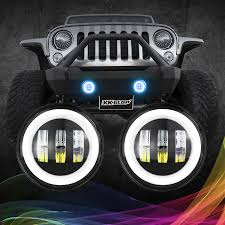 XKGLOW 4in Ultra Bright Wide Angle LED Fog Light/switch Back Dual ... Oracle 1416 Chevrolet Silverado Wpro Led Halo Rings Headlights Bulbs 0915 Dodge Ram Quad Lamp Headlight Build Hionlumens 12016 F250 F350 Lighting Spyder Halo Projector Lights Forum Chevy Enthusiasts 2008 Projector Hid Headli Youtube 1114 Ford F150 Lincoln Mark Lt Pair Of Bumper Ring Fog 2014 Sierra 1500 W Readylift Sst Leveling Kits Lift On 20x18 Wheels 092014 Raptor S3m Recon Package Smoked R0913rlp 2007 2013 Nnbs Gmc Truck Install 1215 Slight Bar Drl Tacomabeast Kit 32006 Square Outline Sold Out Back
