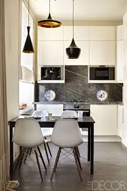 Narrow Kitchen Design Ideas by 20 Black And White Kitchen Design U0026 Decor Ideas