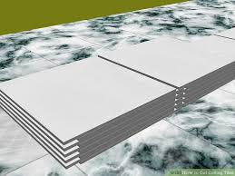 12x12 Ceiling Tiles Smooth by How To Cut Ceiling Tiles 8 Steps With Pictures Wikihow