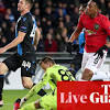 Club Brugge 1-1 Manchester United: Europa League last 32 – as it ...