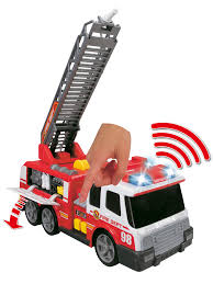 CARVILLE FIRE TRUCK | Carville At TOYS