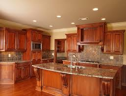 Nice Idea Kitchen Design With Oak Cabinets Decor Ideas Amazing