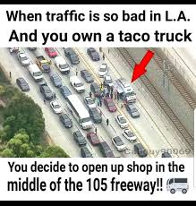 100 Tanker Truck Crash Truck Accident In LA Had People Stuck On The Freeway For Hours