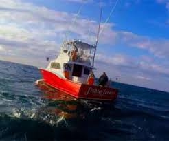 Hard Merchandise Tuna Boat Sinks by Wicked Tuna Outer Banks Hits Some Wicked Water